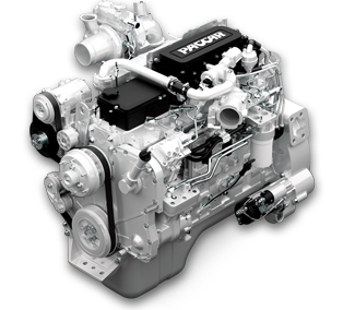 Paccar PX-9 engine service