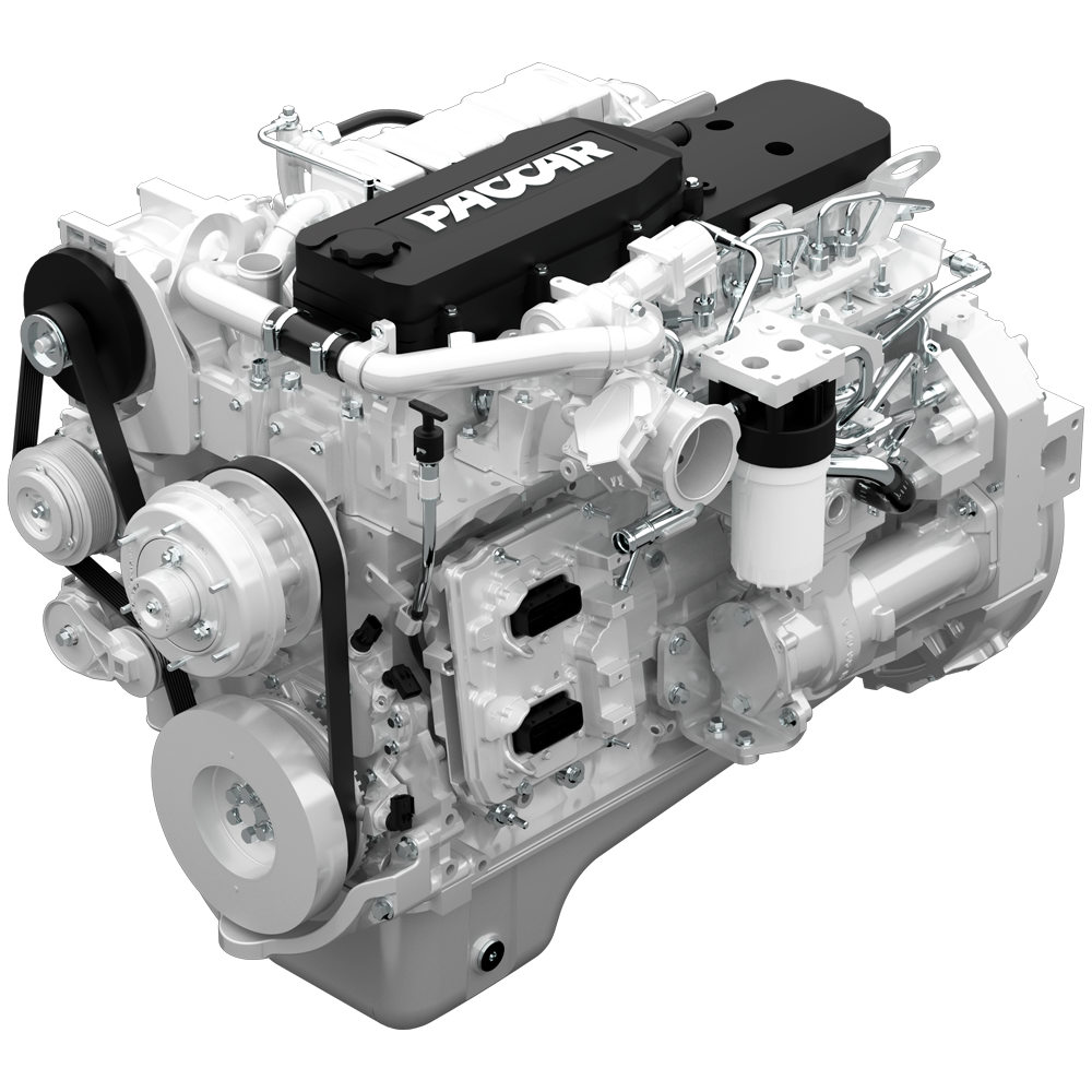 Paccar PX-7 Engine Service