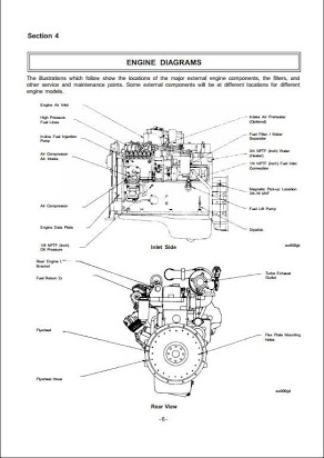 Cummins ISL Electronic Diagnostic Manual